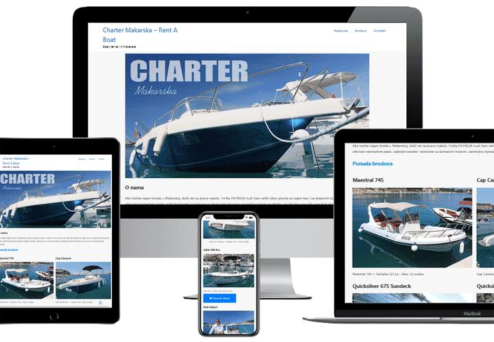 Multi-device-websites